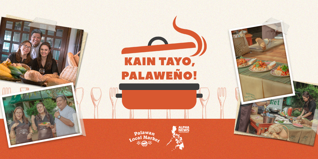Something's Cooking: Kain Tayo Palaweño!