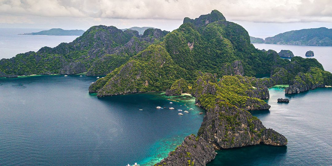 The History of the Island of Palawan