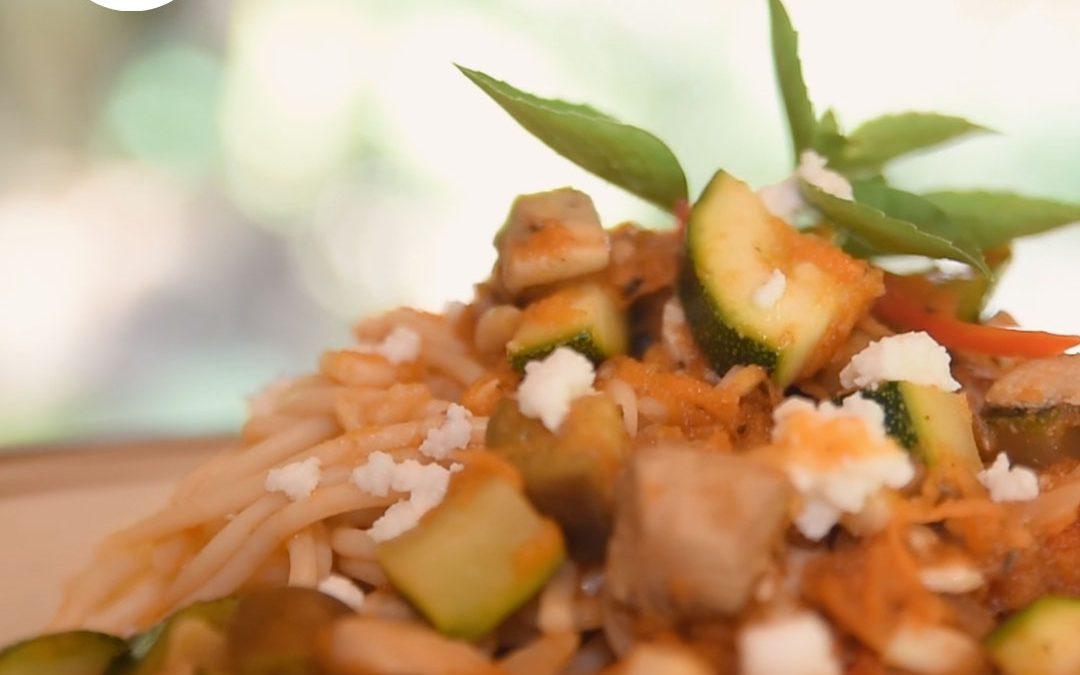 Tuna Vegetable Pasta | Palaweño Recipe
